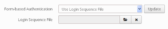 Login Sequence File