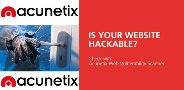acunetix web security