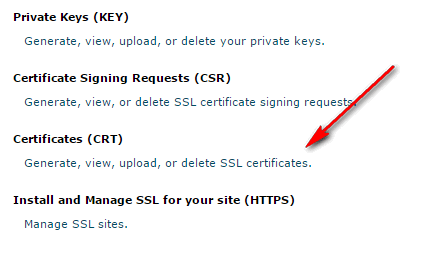 generate-ssl-certificates