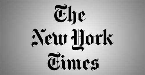 the-new-york-times font logo brand