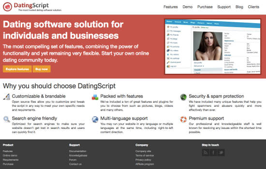 datingscript software Membuat Website Kencan Online