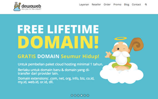 dewaweb cloud hosting