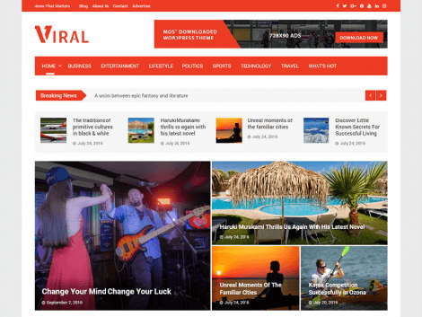 theme-wordpress-viral-responsive-free