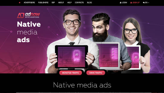 AdNow Native Ads