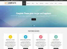 Complete SKTthemes WordPress Free