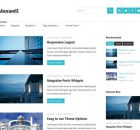Maxwell theme WordPress Free