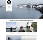 Vertex Theme WordPress Responsive