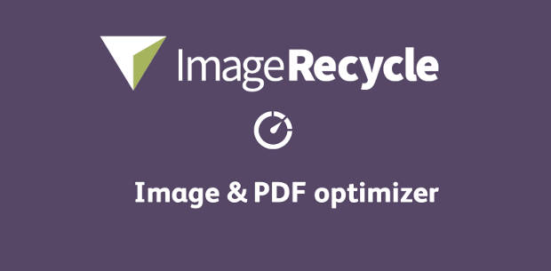 ImageRecycle, Image and PDF Compress