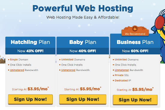 Shared Hosting Hostgator