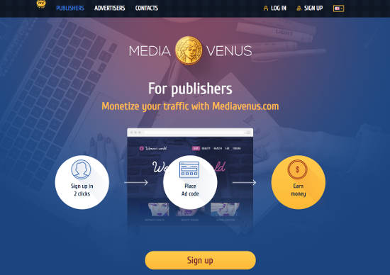 MediaVenus Publisher