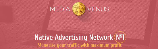 MediaVenus Native Ads