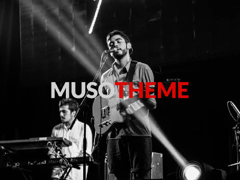 Theme WordPress Muso Responsive Free
