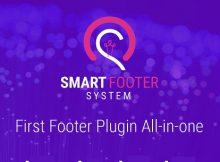 Smart Footer System Plugin WordPress