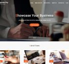 Theme WordPress Corporate Key Responsive Free