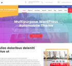 Theme WordPress The Automobile Free