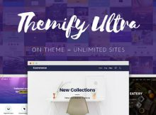 themify ultra theme