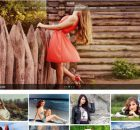 Theme WordPress Click Fotografer Responsive Free