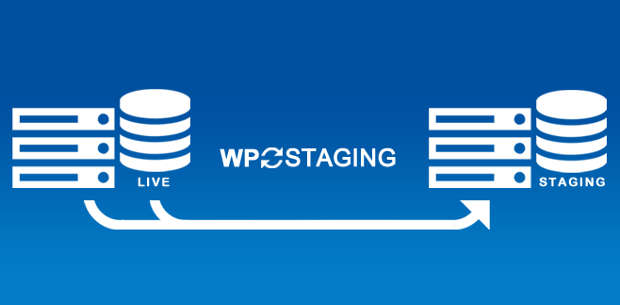 membuat website kloningan WP Staging Pro