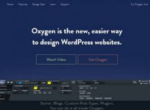 oxygen app wordpress