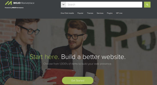Membeli tema wordpress di Mojo Marketplace