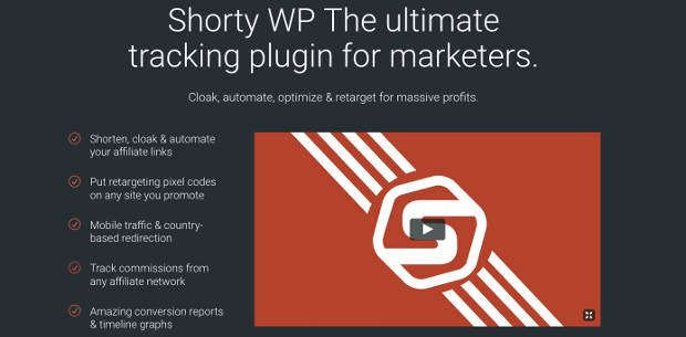 Shorty WP Cloaker WordPress
