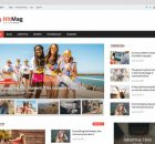 Theme WordPress HitMag Responsive Free