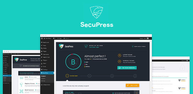 SecuPress Security WordPress