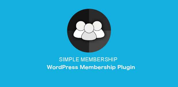 Simple Membership Plugin WordPress