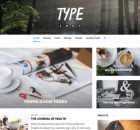 Theme WordPress Type Responsive Free