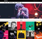 Theme WordPress Musical Free