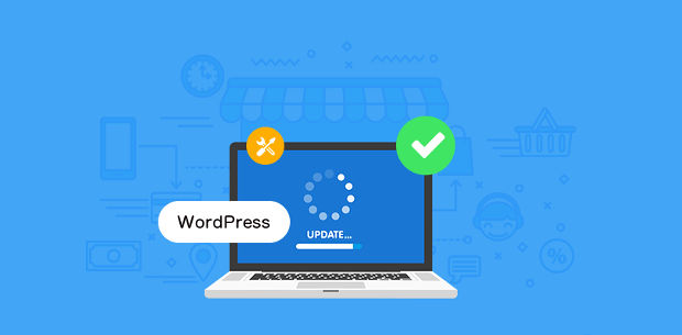 Cara WordPress Update
