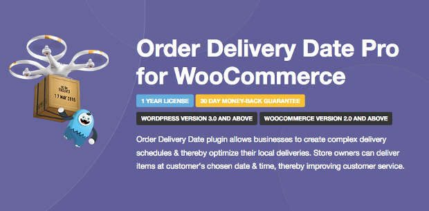 Order Delivery Date Pro