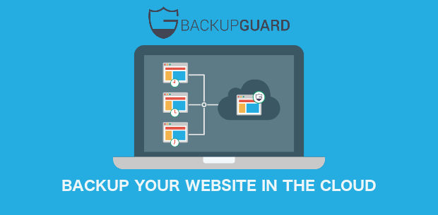 BackupGuard Backup WordPress Terbaik Cloud