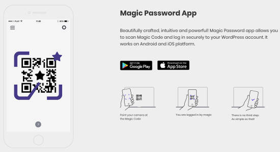 Magic Password Apps