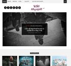 Theme WordPress Echo Magazine Responsive Free