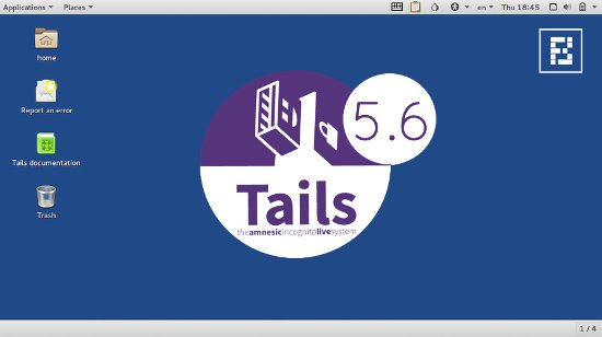 Distro Linux Tail