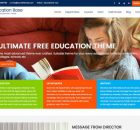 Theme WordPress Education Base Free