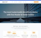 Theme WordPress Customify Responsive Free