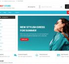 Theme WordPress Easy Store Responsive Free