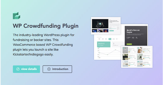 WP Crowdfunding