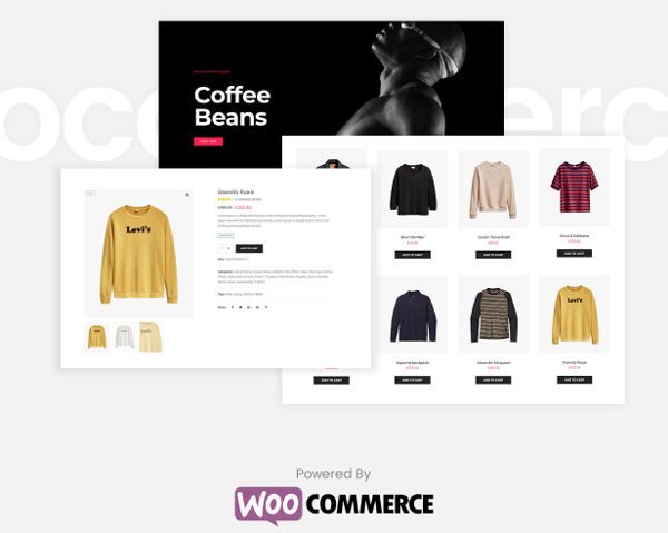 POFO Theme WordPress Kreatif dan Blog WooCommerce