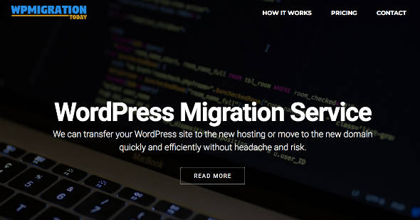 WP Migration today