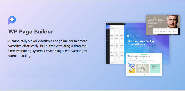 WP Page Builder WordPress by Themeum