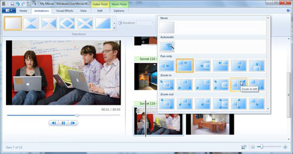 Software Video Editing Gratis Moviemaker