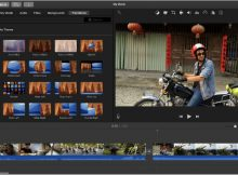 Software Video Editing Gratis iMovie
