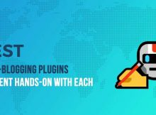 WordPress auto blogging plugins