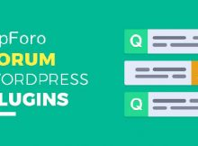 wpForo Forum WordPress