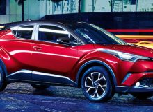 Toyota CHR Mobil Crossover