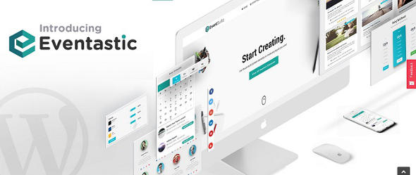 Eventastic Theme WordPress Event
