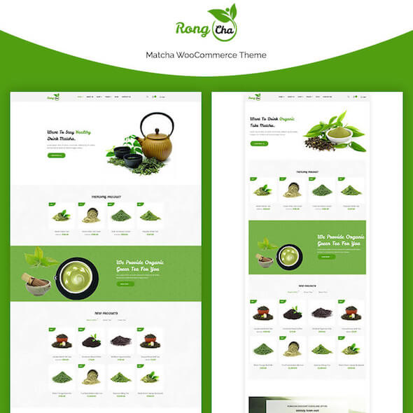 Food Gourmet WooCommerce Themes